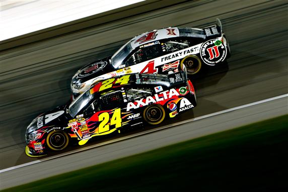 Photo: Kyle Rivas/NASCAR via Getty Images