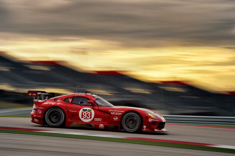 Live from Circuit of the Americas: Lone Star Le Mans II