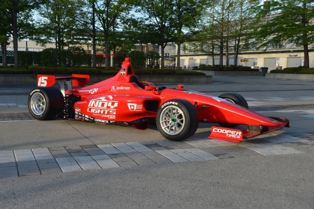 Indy Lights IL-15